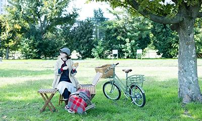 近くの公園で食べられるからピクニック気分が味わえる♪