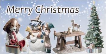 リヤドロ クリスマス