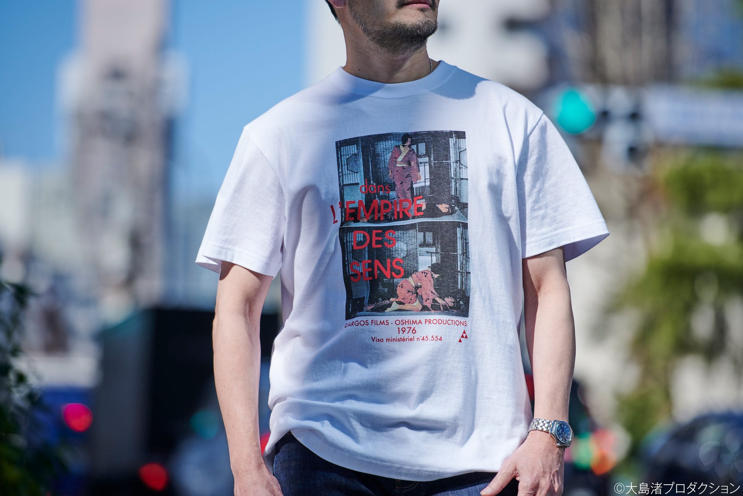愛のコリーダ Tシャツ