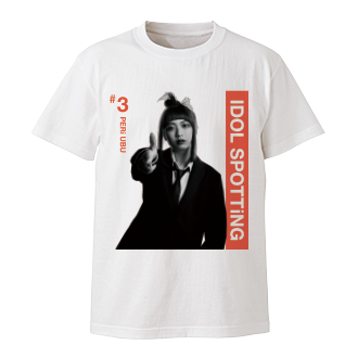 WACK×Deadman IDOL SPOTTiNG Tシャツ(BiS) PERi UBU