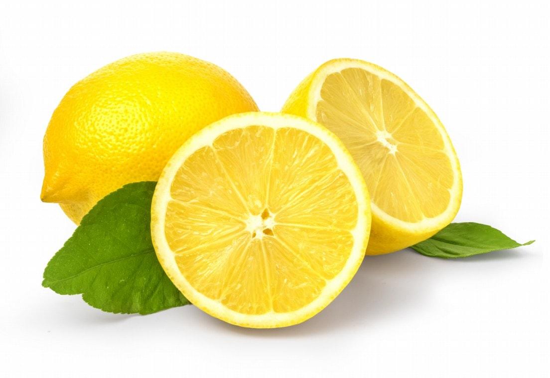 美味しいレモン味