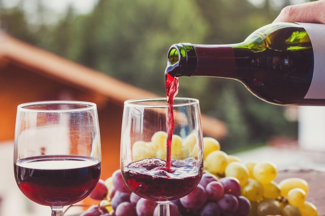 1本にワイン約7本分のレスベラトロール