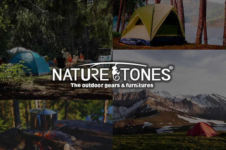 ネイチャートーンズのアイテムは、キャンプ好きのスタッフたちが全てのキャンパーのために考えた完全オリジナル製品です。