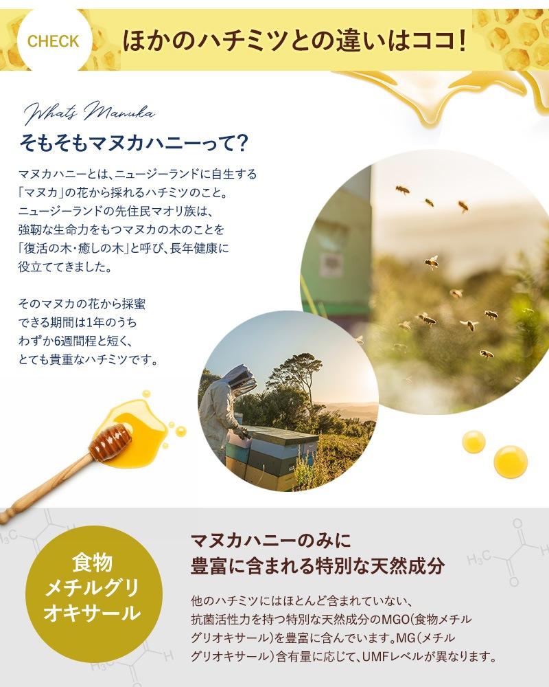 マヌカヘルス マヌカハニー MGO573+/UMF16+ 250g  マヌカハニー マヌカヘルス ニュージーランド産 ハチミツ はちみつ 蜂蜜 15+ 無添加 ギフト プレゼント