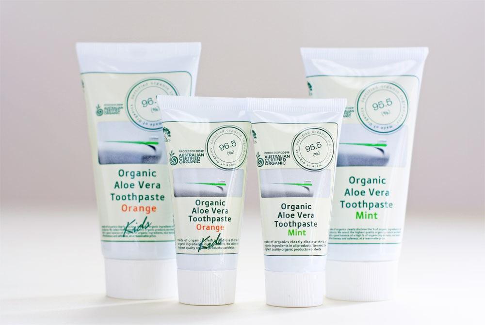 オーガニック歯磨き粉ならメイドオブオーガニクスのトゥースペースト
