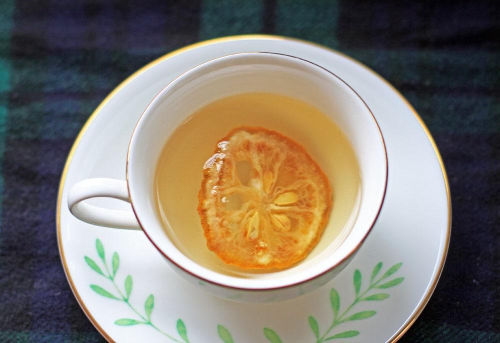 西日本産、無農薬・無肥料、自然栽培「乾燥柚子」<br>