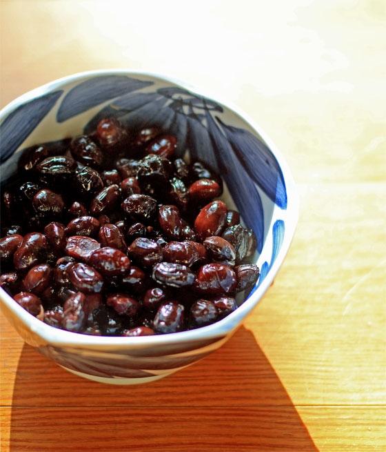 西日本産、自然栽培の「黒豆」