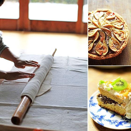 西日本産、無農薬・無肥料、自然栽培「小麦粉しらさぎ」<br>