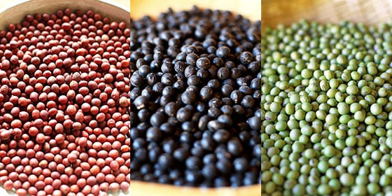 無農薬・無肥料・天日干しは、吉田自然農園の「豆餅」米