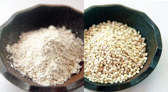 ダイエット、体質改善、糖尿病予防に、自然栽培「大麦丸粒・大麦粉