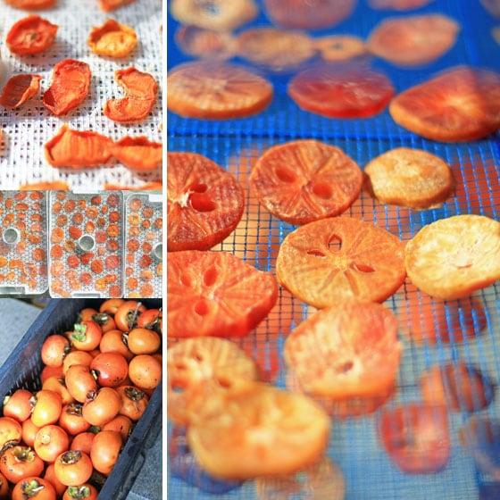 無農薬・無肥料・自然栽培のスライス干し柿チップは、西日本岡山県の吉田自然農園産