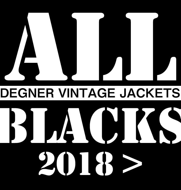 ヴィンテージジャケット ALL BLACKS