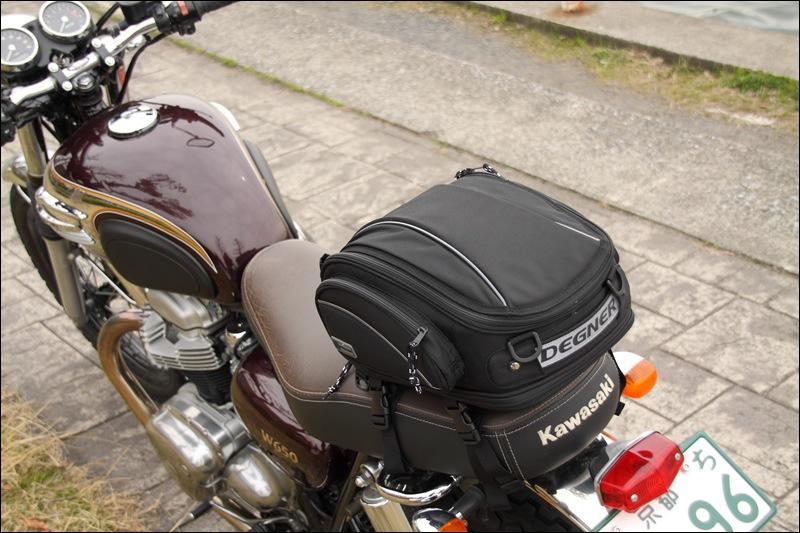 アジャスターシートバッグ/ADJUSTER SEAT BAG(ブラック) [NB-119-BK]