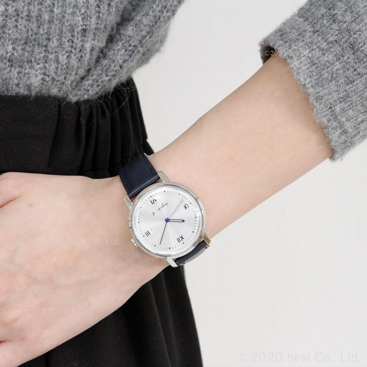 アニエスベー 時計 メンズ ペア 腕時計 agnes b. マルチェロ Marcello FCRK983
