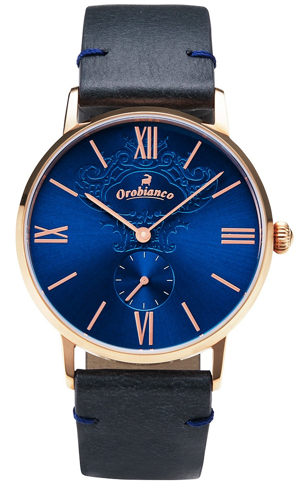 Orobianco SIMPATICO OR0071-3(Navy & Gold)