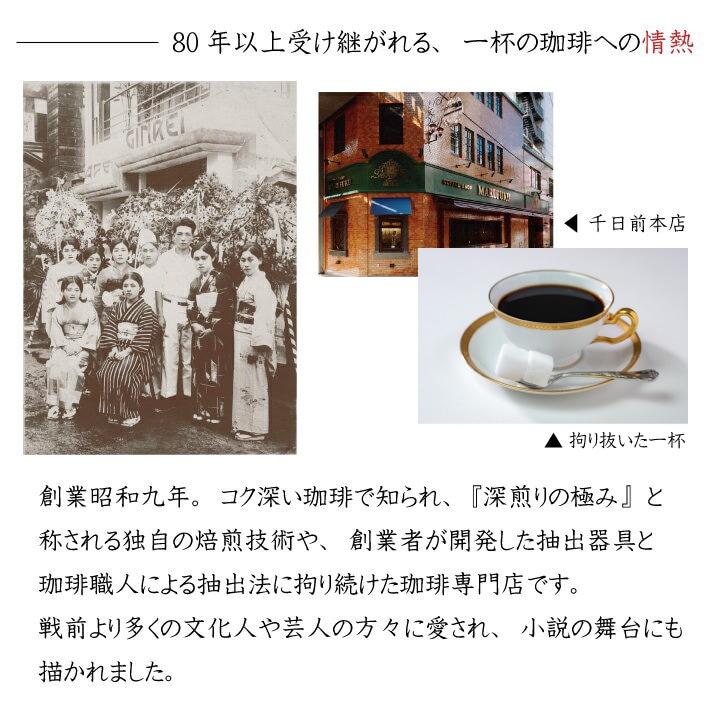 長きに渡ってコーヒーに情熱を注ぎ続けた丸福珈琲店の歴史