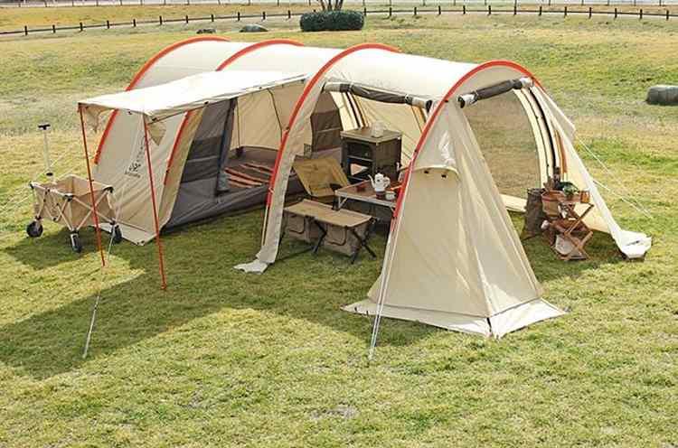 ツールーム型テントの一例