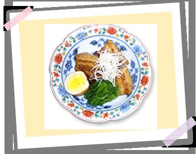 豚肉と卵のきび酢煮