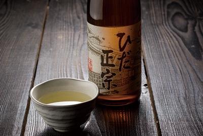 純米古酒の調合