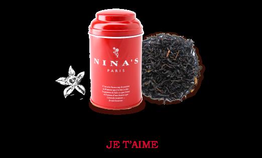 ジュテーム ORIGINAL MARIE ANTOINETTE TEA