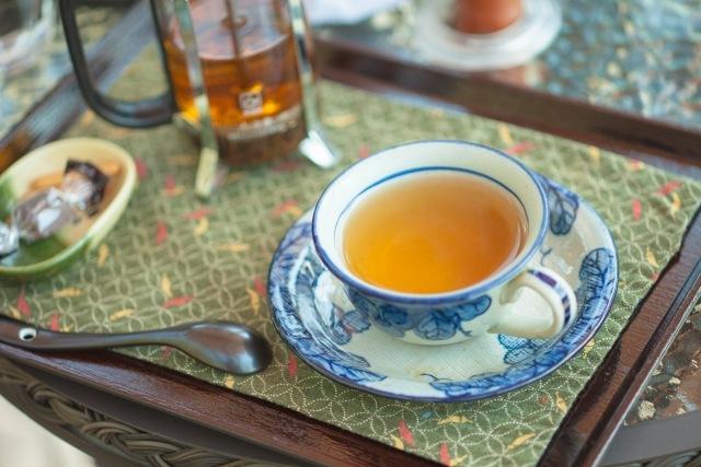 紅茶の日は毎年11月1日