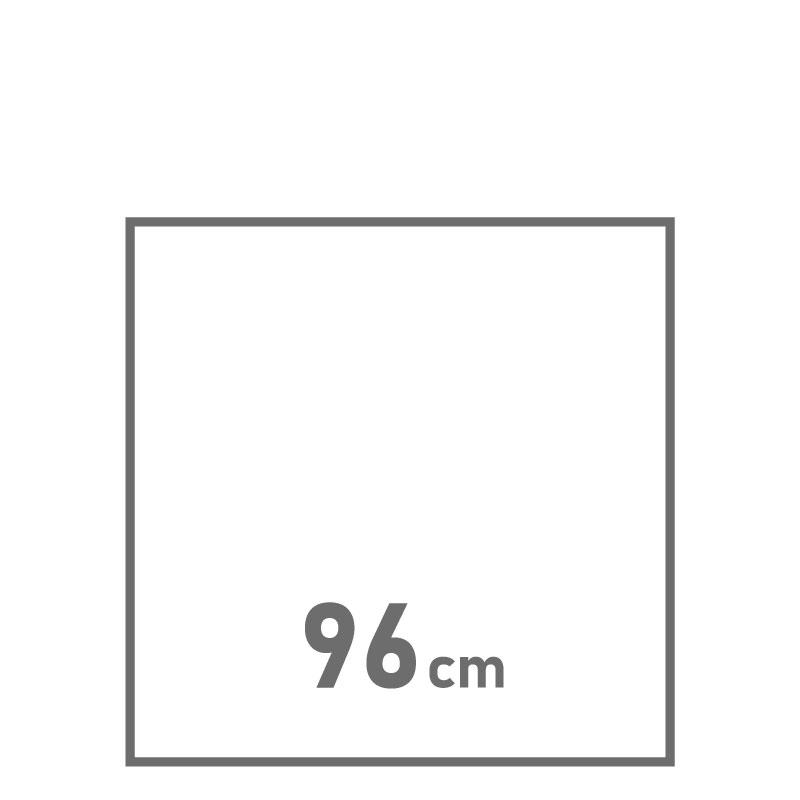 少し大きめ96cm