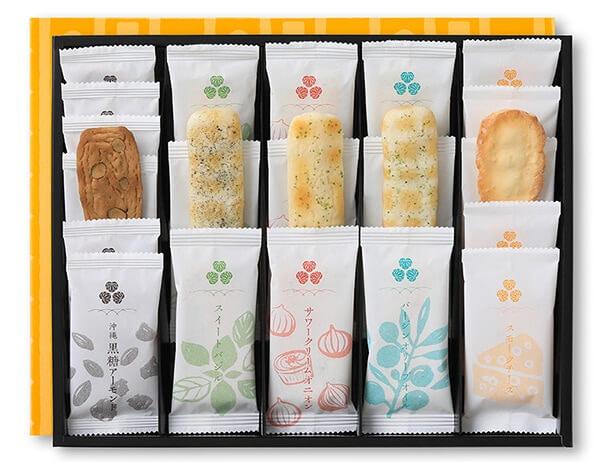 欧千楽 5種類/20袋