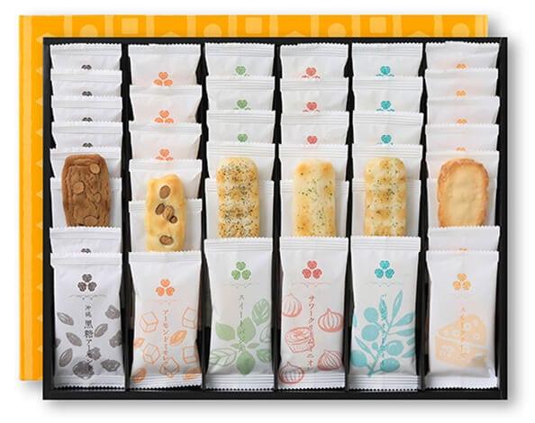 欧千楽 6種類/40袋