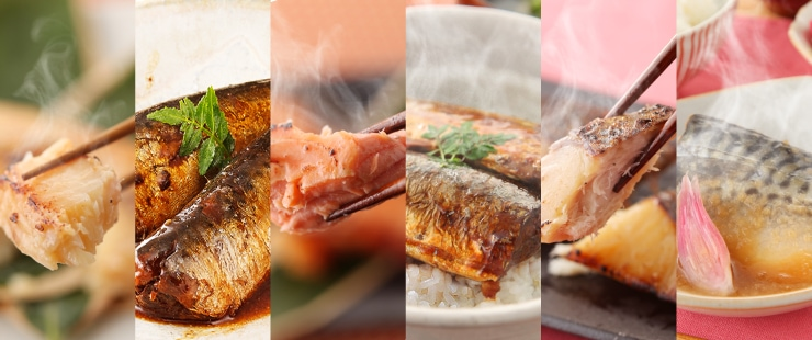 西京焼・煮魚贈答用「心」イメージ