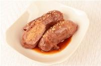 おからパウダー混ぜるだけすき焼き風肉巻きレシピ