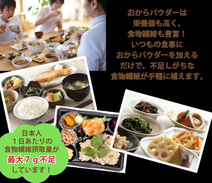日本の食事イメージ画像