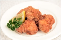 おからパウダー使用鶏の唐揚げイメージ画像