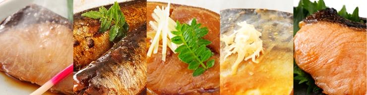 本格魚惣菜詰合せイメージ