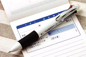 フィードBP様(サッカー大会記念品 ボールペン)