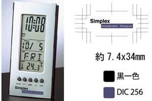 (株)シンプレクス・インベストメント・アドバイザーズ様クロック