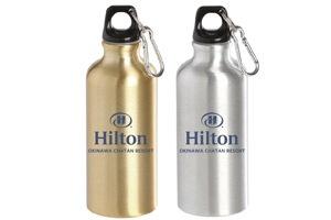 Hilton沖縄北谷リゾート様メタリックボトル