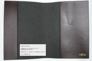 FUJITSU様B5ブック&ノートカバー