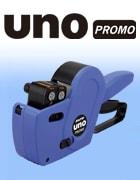 ハンドラベラー unopromo ウノ 新機種 見やすい印字! 販促表示