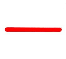 DUO216 赤1本線