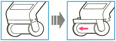 SATO ハンドラベラー 一段型 インク交換