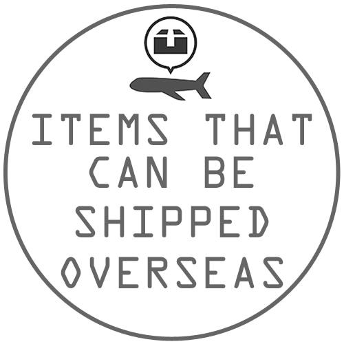 海外配送対応商品