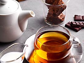 The Tea for Chocolate 寄り添う紅茶