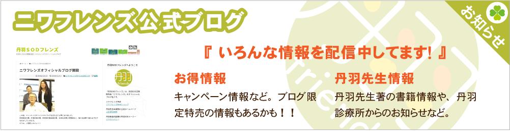 公式ブログ丹羽SODフレンズ