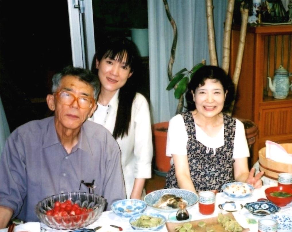 丹羽先生と食事