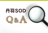 丹羽SODについてよくあるご質問にお答えします