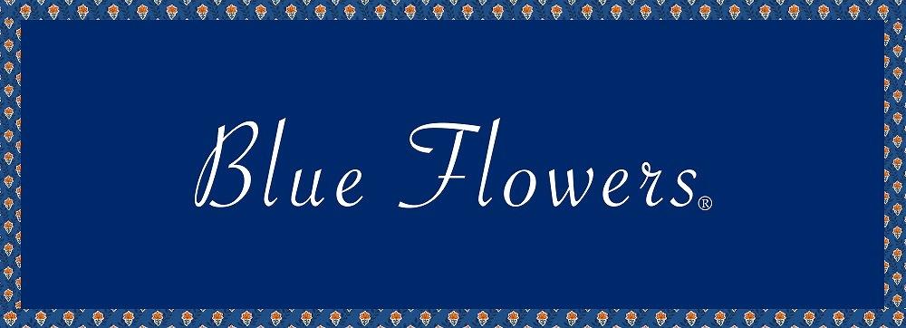 blue flowers フレグランスジェル 倉庫a ネコポス不可 オリジナル