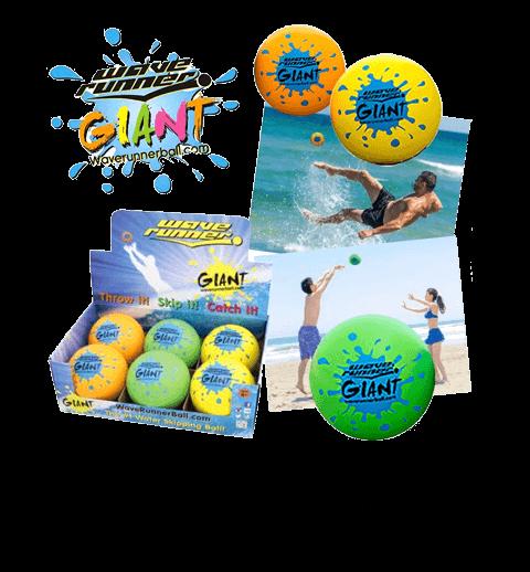 光るビーチボールはインスタ映えすること間違いなし! / GLOWBEACHBALL
