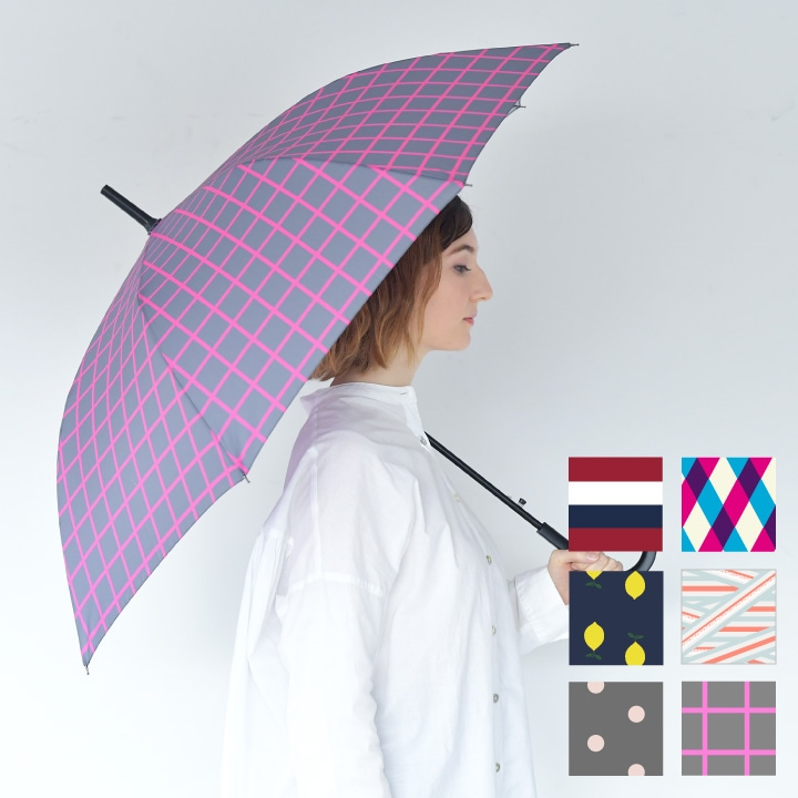 Danke  長傘 [晴雨兼用]> <p class=