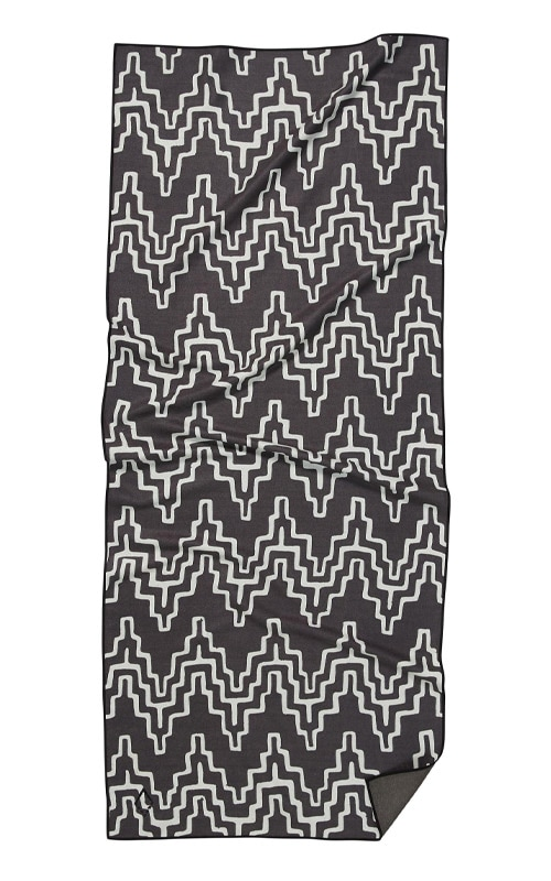 COCORA 22 BLACK TOWEL