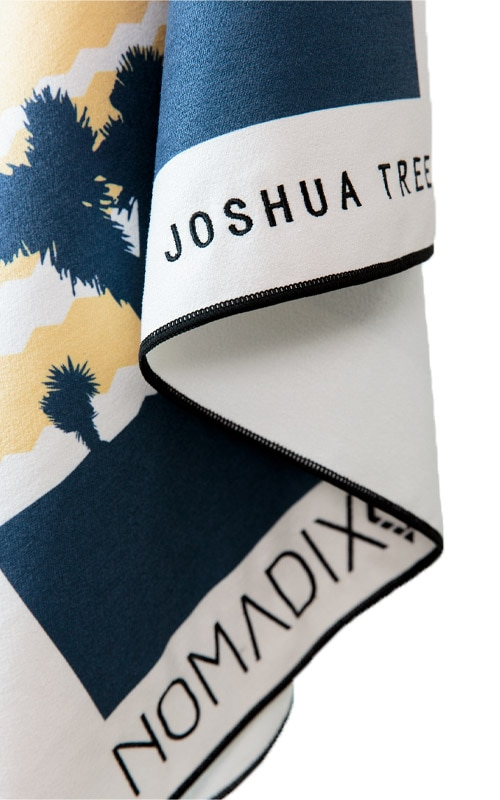 27 JOSHUA TREE TOWEL